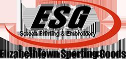 Elizabethtown Sporting Goods Logo